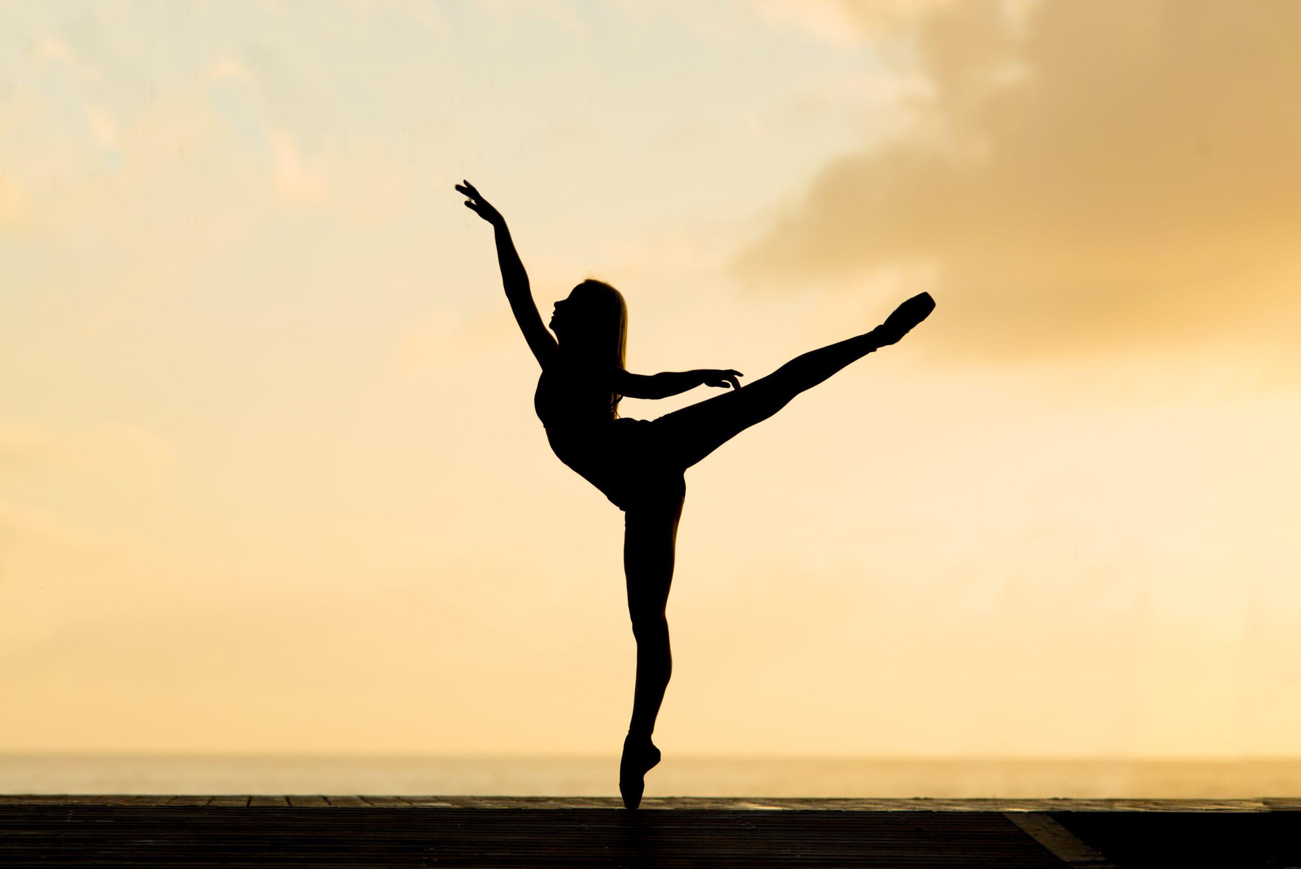 Healing Power of dance