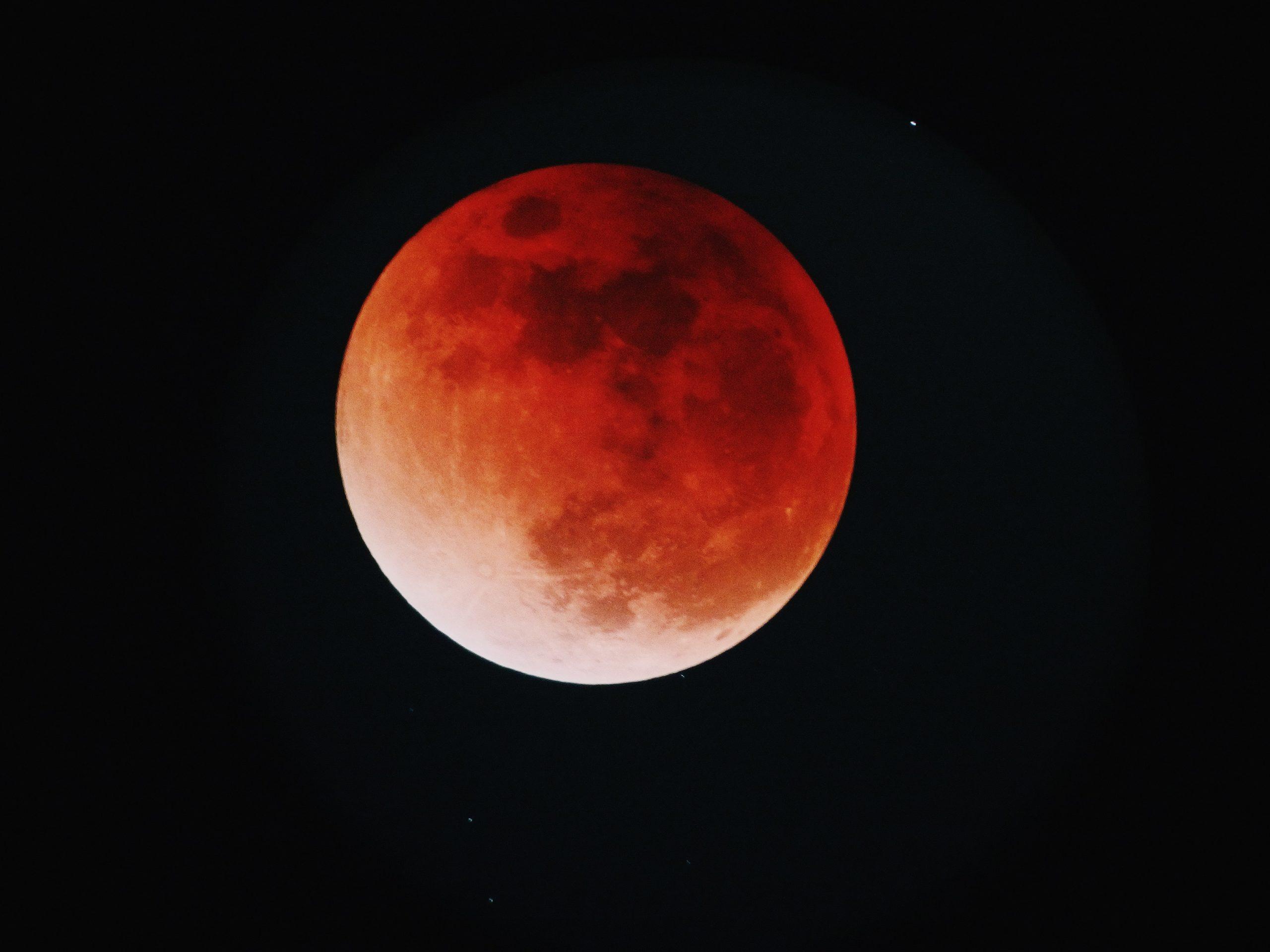 June eclipses