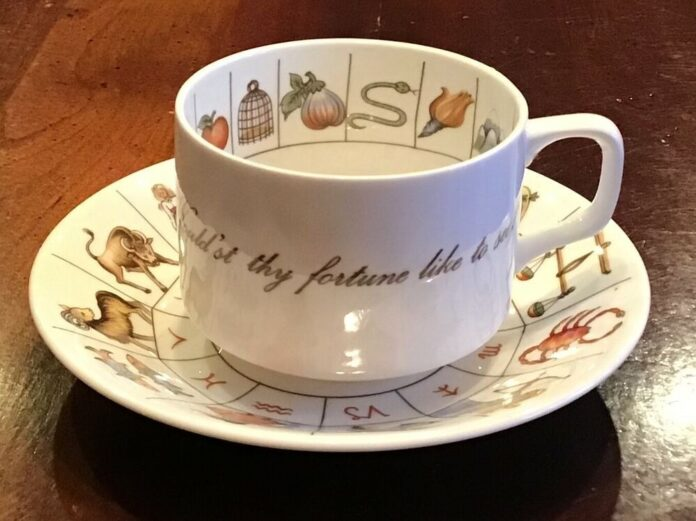 tea for zodiac