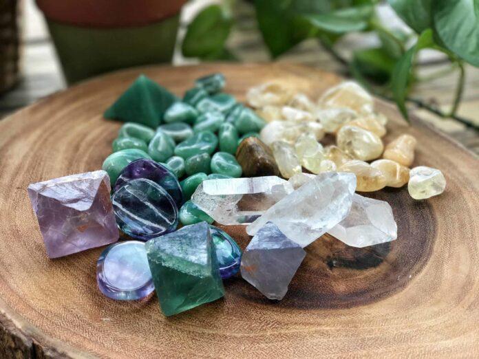 crystals of healing