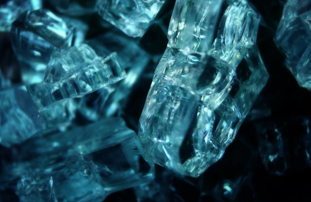 Crystal Break