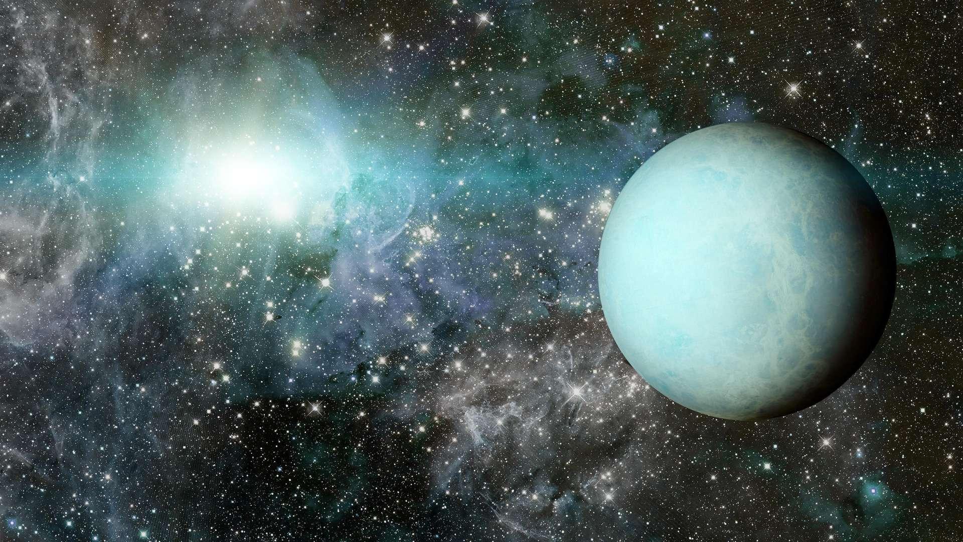 Uranus retrogade